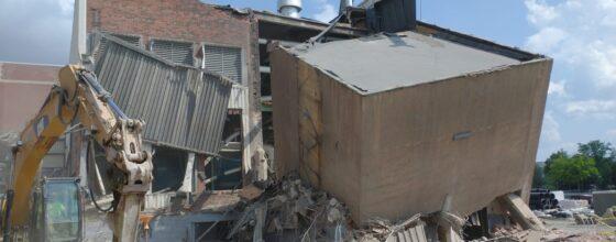 Altoona High School Demolition!
